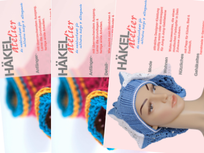 Häkelatelier Flyer