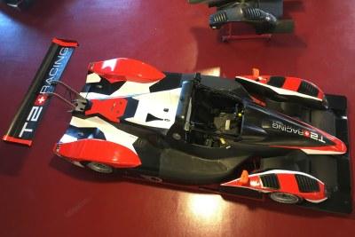Ligier JS53evo2 Dario Pergolini T2 Racing Switzerland