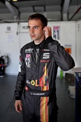 Rikli Motorsport Christjohannes Schreiber