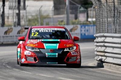 Rikli Motorsport Peter Rikli FIA ETCC